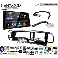 Volunteer Audio Kenwood DDX9904S Double Din Radio Install Kit with Apple CarPlay Android Auto Bluetooth Fits 1995-1999 Suburban, 1995-1999 Tahoe