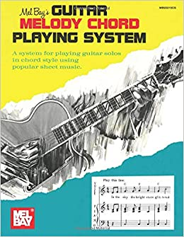 Amazon com: Guitar Melody Chord Playing System