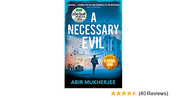 A Necessary Evil Sam Wyndham Book 2 Kindle Edition By Abir