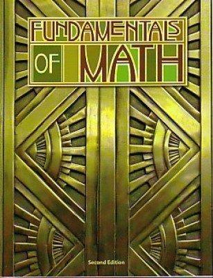 Fundamentals of Math Student Text pdf