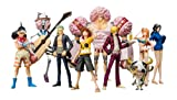 One Piece Film Z Opening clothes Chozokeii Damashii figure (Box of 8)
