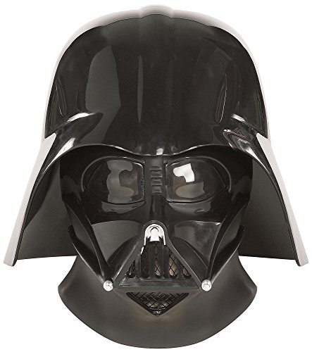 Supreme Edition Darth Vader Mask and Helmet Costume Accessory
