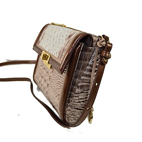 815 Python Crossbody Emb P96 Brahmin Sky Manhattan Leather Carlisle qwn8atT