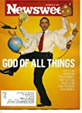 Newsweek November 22 2010 President Barak Obama on Cover (God of All Things), Laura Hillenbrand/Unbroken, National Museum of American Jewish History, The King's Speech, Harry Potter and the Deathly Hallows: Part 1