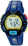 Timex Men's TW5M02400 Ironman Rugged 30 Blue Color Block Resin Strap Watch