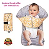 Best Pad Happy - Portable Diaper Changing Pad Clutch with Barrier Review
