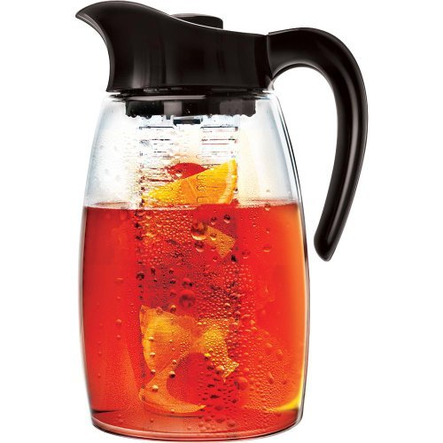 Tea Pitcher Black Epoca PFBK-3739