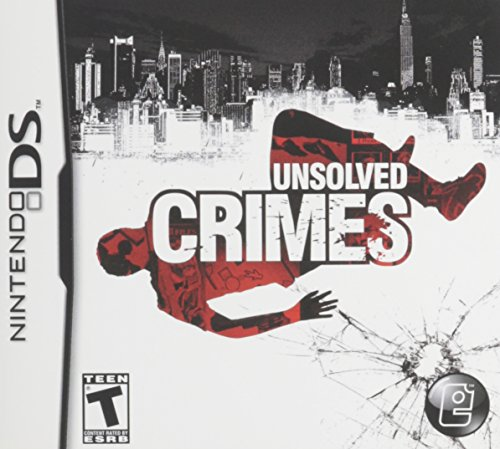 Unsolved Crimes – Nintendo DS
