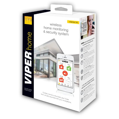 Exceptionnel Amazon.com : Viper   Wireless Home Monitoring And Security System Starter  Kit : Camera U0026 Photo