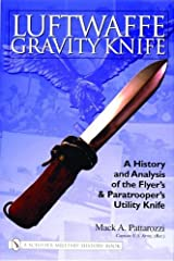 This book provides fellow collectors with a detailed reference on the famed World War II Luftwaffe gravity knife (Flieger-Kappmesser). The book dispels many common misconceptions about the gravity knife's origin, purpose, evolution and histor...