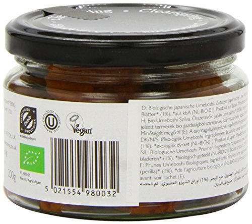 Clearspring - Organic Japanese Umeboshi Plums - 200g by Clearspring (Image #3)