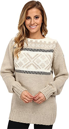 Dale of Norway Women's Voss Feminine Warm Taupe/Off White...