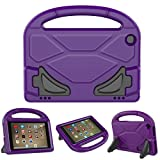 PC Hardware : All-New Fire HD 8 Case,ANTIKE Kids Friendly Shock Proof Handle Convertible Stand Case for Fire HD 8 Tablet (6th Generation, 2016 Release & 7th Generation, 2017 Release) - Purple