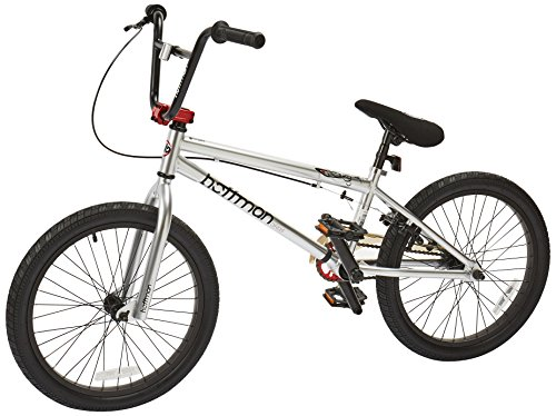 Hoffman Cirrus Boy's BMX Bike Silver, 20' Wheel