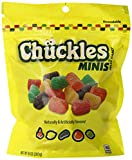 jelly candies - Chuckles Mini Jelly Candy, 10 Ounce Bag, Pack of 6