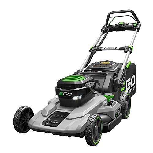 EGO LM2102SP 21'' Self Propelled Lawnmower with 7.5AH Battery & Rapid Charger by EGO Power+