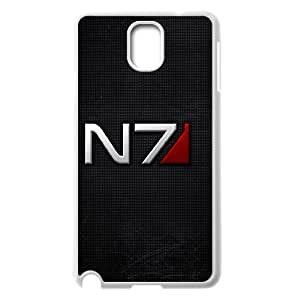 Samsung Galaxy Note 3 Phone Case for Mass Effect pattern design