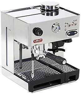 LELIT PL42TEMD Espressomaschine mit PID-Steuerung