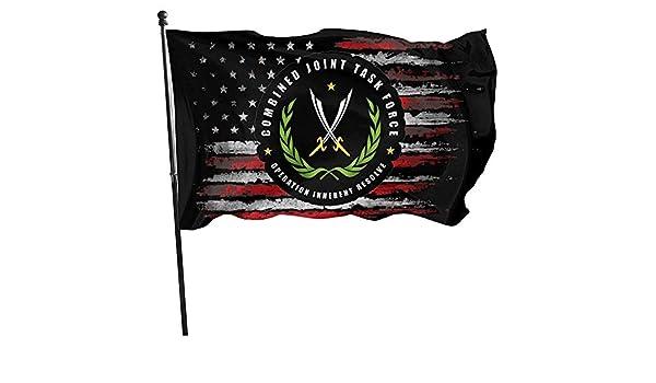 KL Decor Flag Banners, Grupo De Trabajo Conjunto - Operación ...