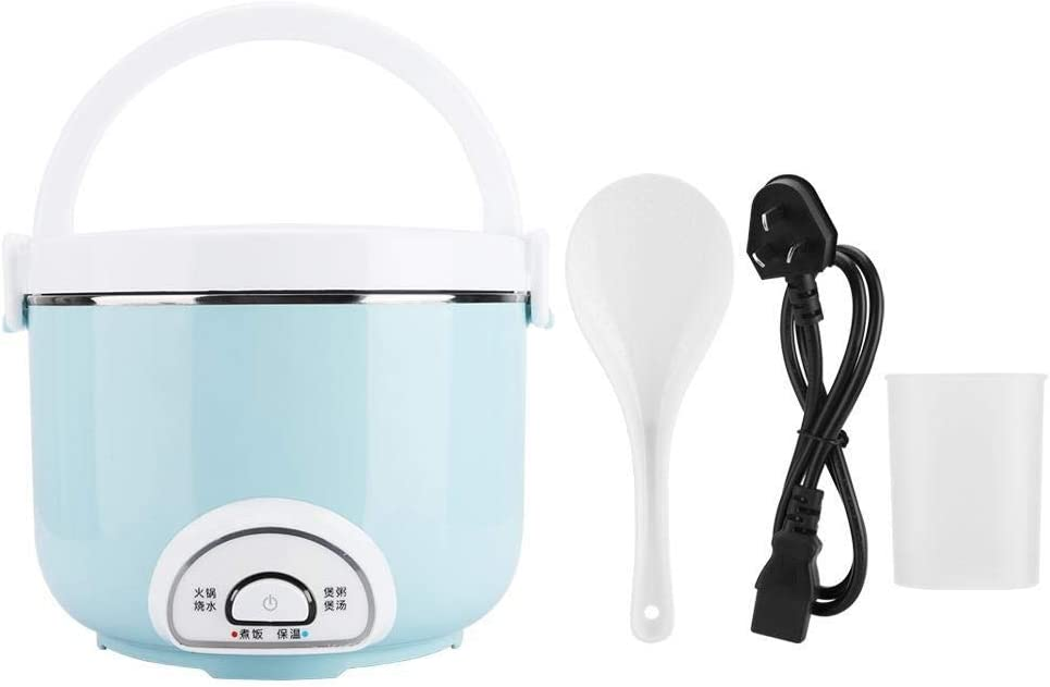 Unibell 2L Mini Electric Rice Cooker Kitchen Stainless Steel