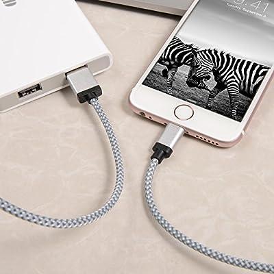 EverDigi 3Pack 3FT Lightning to USB Cable