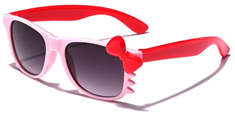 5b66a84fc3 Cute Hello Kitty Baby Toddler Sunglasses Age up to 4 years  Amazon.in  Baby