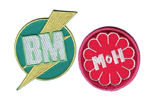You Me & Dupree Movie Best Man Tuxedo Embroidered Patch by Miltacusa
