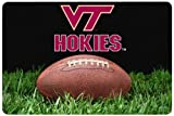 GameWear NCAA Virginia Tech Hokies Classic Football Pet Bowl Mat, Large