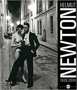 helmut newton 1920 2004 exhibition catalogue english version french edition