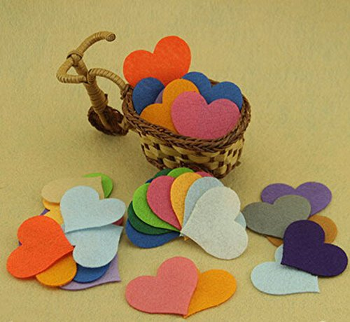 Heart Fabric Embellishment - 3
