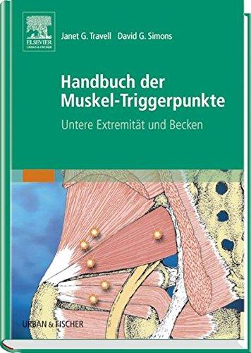 Handbuch der Muskel-Triggerpunkte, 2 Bde, Bd.2, Untere Extremität