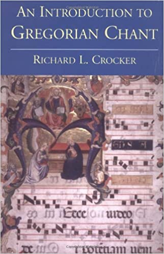 Book An Introduction to Gregorian Chant
