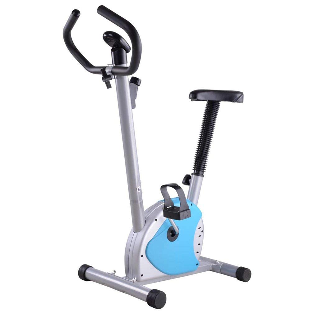 Hifeel Fahrrad Heimtrainer Innen Einstellbar Home Fitness Pedal Heimtrainer Upright LCD Display Fahrrad UPR