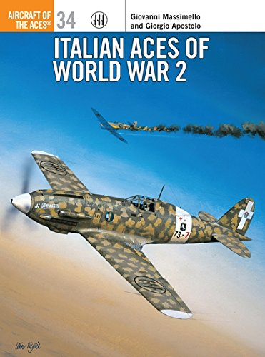 Italian Aces of World War 2 (Osprey Aircraft of the Aces No 34)