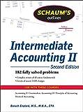 Schaum's Outline of Intermediate Accounting II, 2ed