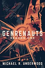 Genrenauts: The Complete Season One Collection (Volume 7) Paperback