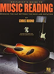 Guitarist's Guide to Music Reading: Bridging the Gap Between the Neck and Notation (Book/DVD-ROM) by Chris Buono (2013-11-01)