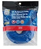 CABLE CAT-5E 100' BLUE by MONSTER JHIU MfrPartNo 140269-00