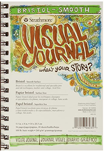 strathmore-visual-journal-bristol-smooth-55x8-28-sheets