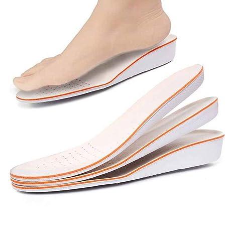 Amazon.com: 1 par de plantillas para zapatos de 0.6 in/1.0 ...