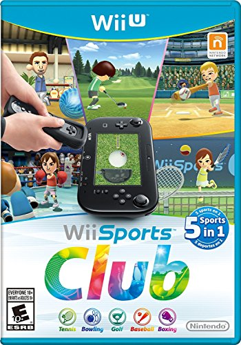 Wii Sports Club - Wii U by Nintendo