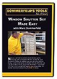 Sommerfeld's Window Shutter Set Made Easy