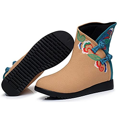 Tianrui Crown , Mary Janes pour femme chic