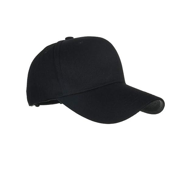LOPILY Sombreros Gorras de béisbol Unisex Bordadas algodón de Mans ...