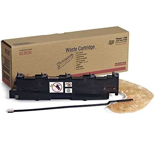XEROX WASTE CARTRIDGE, PHASER 7750. Phaser 7750 and Phaser 7760 Waste Toner Cartridge - 27,000 Pages (Catalog Category: Printers & Print Supplies / Printer Consumables)