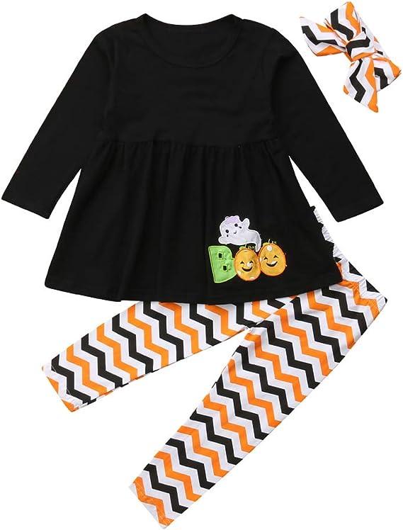 Amazon.com: Thanksgiving Day ropa conjuntos Kids Baby las ...