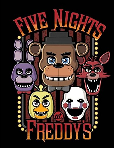 Five Nights at Freddy's: Sketch Book 8.5