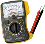 Mibuka 6-function 13-Range Analog Multimeter, DG668