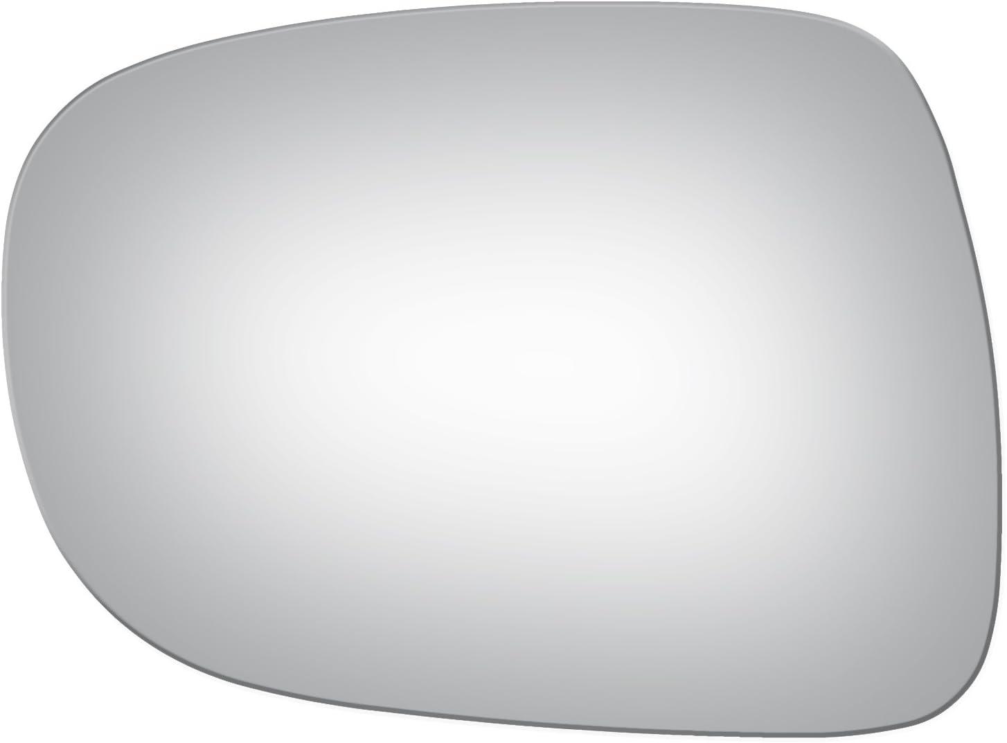 LEX-IS 250 2005 to 2012 Silver Wide AngLEX Driver Side Door Mirror Glass RH