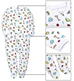 Baby 2-Way Zip Front Long Sleeve Footed Sleeper
